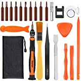 Vastar 23 in1 Cell Phone Repair Tools Kit,Mobile Phone Screwdriver Set,Fixing Smartphone Screen