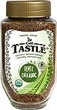 Cafe Tastlé 100% Organic Instant Coffee, 7.14 Ounce
