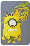 Despicable Me Minions Printed Soft Fleece Bed Blanket/ Throw-Poison Ivy Stuart