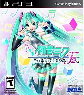 PS3 HATSUNE MIKU: PROJECT DIVA F 2ND (ENGLISH) (ASIA)