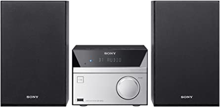 Best Sony Micro Hi-Fi Stereo Sound System with Bluetooth Wireless Streaming NFC, CD Player, FM Radio, Mega Boost, USB Playback & Charge, AUX Input, Remote Control Review