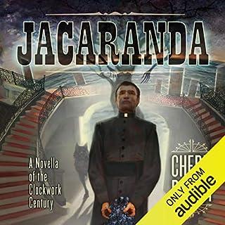Jacaranda audiobook cover art