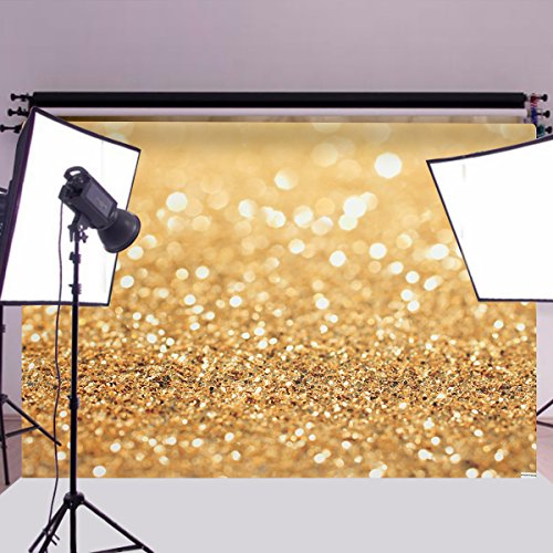 MOHOO Fondos Fotográficos (Dorado)