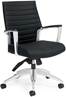 Accord Mid Back Executive Chair Dimensions: 25