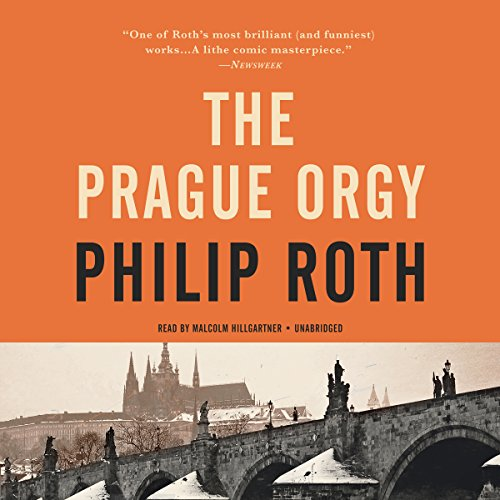 The Prague Orgy cover art