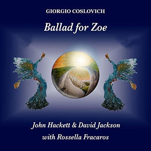 John Hackett, David Jackson & Rossella Fracaros