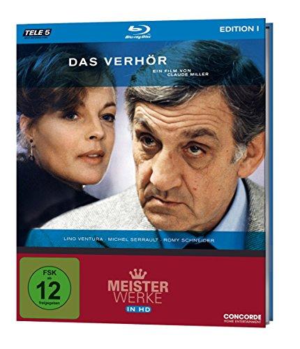 Das Verhör - Meisterwerke in HD Edition 1/Teil 6 [Blu-ray]