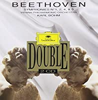 Beethoven: Symphonies Nos. 1, 2, 4 & 5 (1994-11-22)