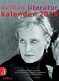 Aufbau Literatur Kalender 2016: 49. Jahrgang