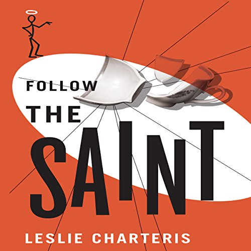 Follow the Saint audiobook cover art