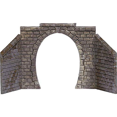 Busch 8197 N Tunnel-Portal 1gleisig Fertigmodell