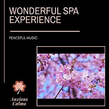 Wonderful Spa Experience - Peaceful Music