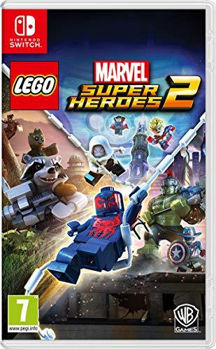 LEGO Marvel Super Heroes 2 - Nintendo Switch [AT_PEGI] [Importación alemana]