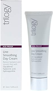 Trilogy Age Proof Line Smoothing Day Cream for Unisex, 1.69 Ounce