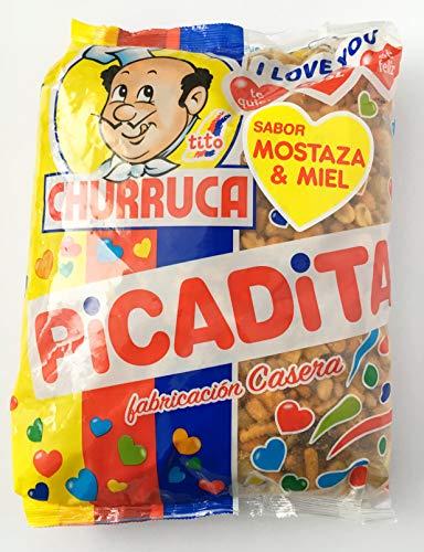 Churruca Picadita Miel y Mostaza Cóctel de Frutos Secos - 1 Kg