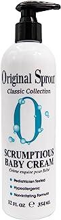 Original Sprout Scrumptious Baby Cream, 12 Ounce