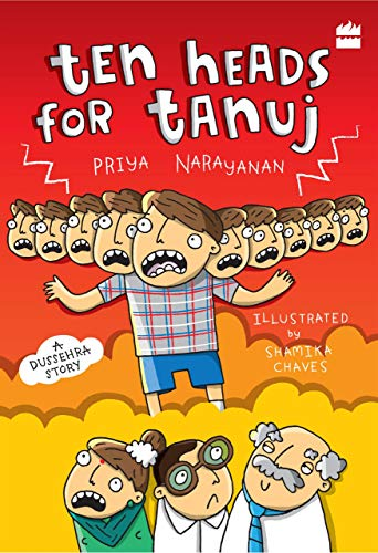 Ten Heads for Tanuj (English Edition)