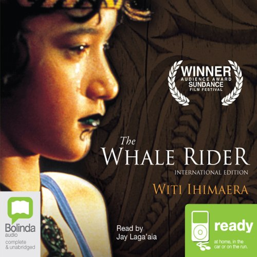 The Whale Rider audiobook cover art