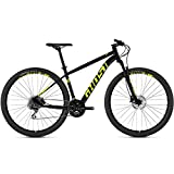 Ghost Kato 3.9 AL U 29R Mountain Bike 2018 schwarz (S/42cm, Night Black)