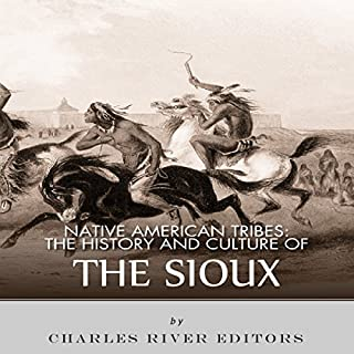 Native American Tribes: The History and Culture of the Sioux Titelbild