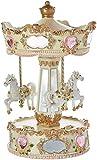 Spieluhrenwelt 14241 - Figura Decorativa de tiovivo (230mm)