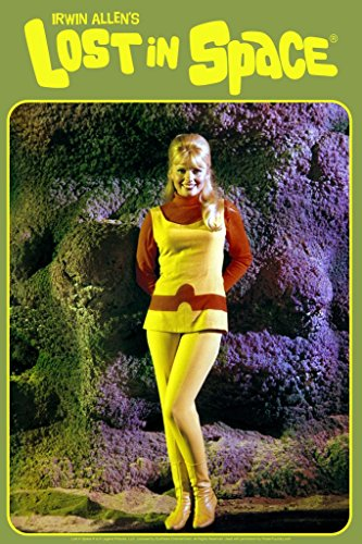 Lost In Space Marta Kristen as Judy Robinson TV Show Mural Giant Poster 36x54 inch