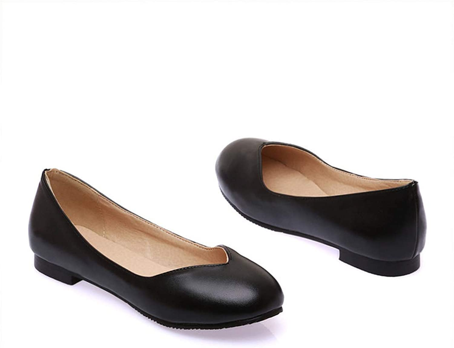 NingYu Loafers Girl Ballet Flats Women Flat shoes Soft Comfortable shoes