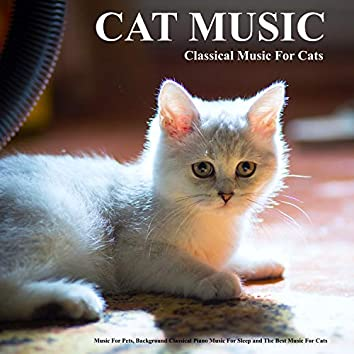 Cat Music: Classical Music For Cats, Music For Pets, Background Classical Piano Music For Sleep and The Best Music For Cats