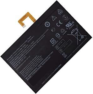 Toopower New Replacement Battery for Lenovo Tab 2 A10-70 A10-70F A10-70L TB2-X30 TB2-X30M L14D2P31