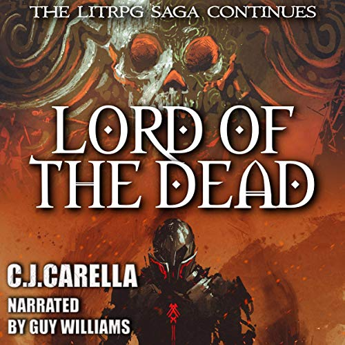 Lord of the Dead (A LitRPG Saga) cover art