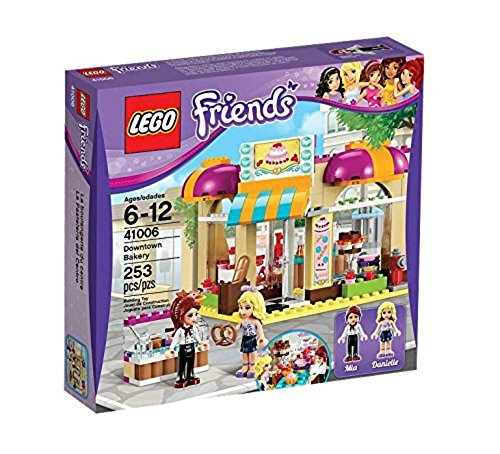LEGO Friends 41006 - Heartlake Bäckerei