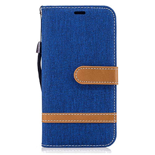 Read About Samsung Galaxy A10S Flip Case, Cover for Samsung Galaxy A10S Leather Extra-Protective Business Kickstand Cell Phone case Card Holders with Free Waterproof-Bag Illustrious