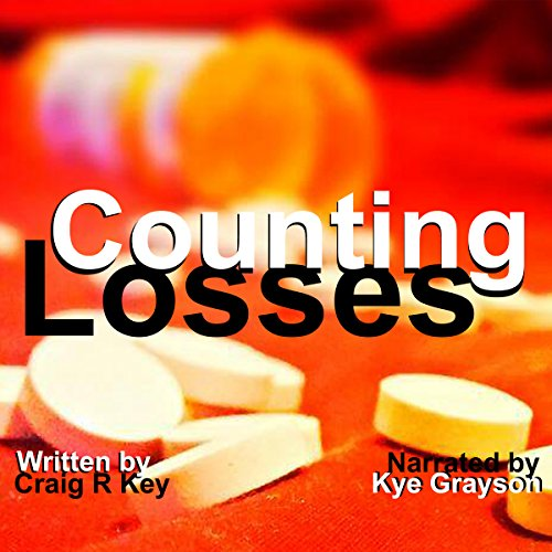 Counting Losses audiobook cover art