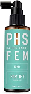 PHS HAIRSCIENCE FEM Fortify Tonic, 100 milliliters