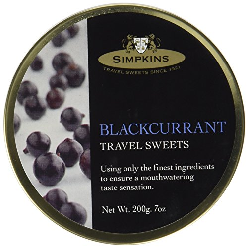 Simpkins Blackcurrant Drops 200g, 2er Pack (2x 200 g)