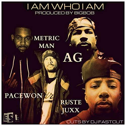 BigBob feat. Pacewon, Ag (Ditc), Metric Man & Ruste Juxx