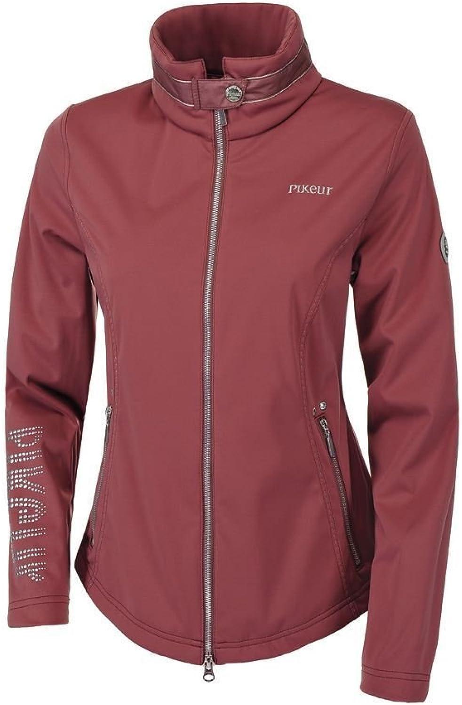 Pikeur Ladies Outdoor Equestrian Water Repellent Quislane Softshell Jacket