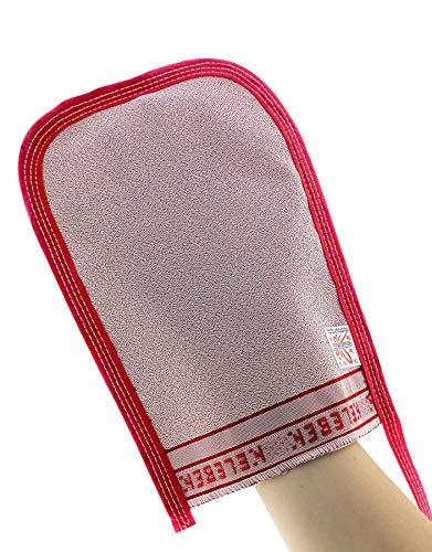 Hammam-Handschuh, Türkisches-Bad-Handschuh (Rot)
