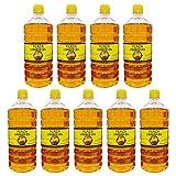 Plaza - Aceite puro de linaza - 9 litro de aceite (aceite de bate)