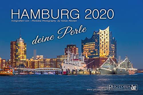 Hamburg - deine Perle 2020 (Kalender, A3)