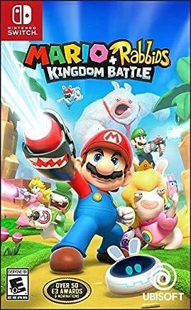 Mario + Rabbids Kingdom Battle - Nintendo Switch Standard Edition