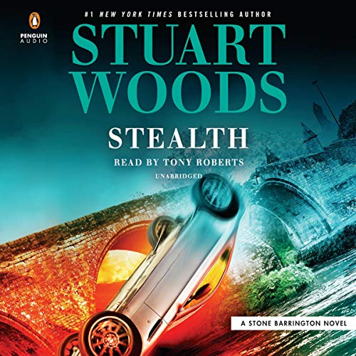 Stealth: A Stone Barrington Novel, Book 51