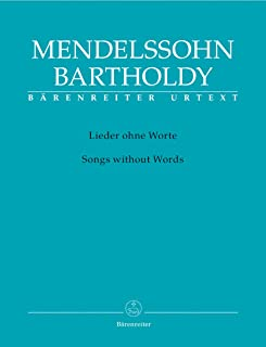 Lieder ohne Worte / Songs without Words