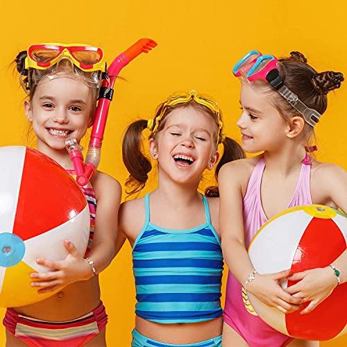 PALAY® 12Pcs Women Girl Unicorn Owl Woven Friendship Value Set Kids Party Favor Adjustable Bracelet, One Size, Multicolor