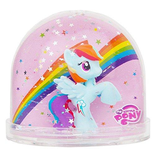 Trousselier - My Little Pony - Rainbow Dash - Boule à Neige - Porte Photo