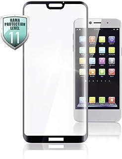 Hama Schutzglas (Full Screen 3D für Huawei P30 Pro New Edition) schwarz/transparent
