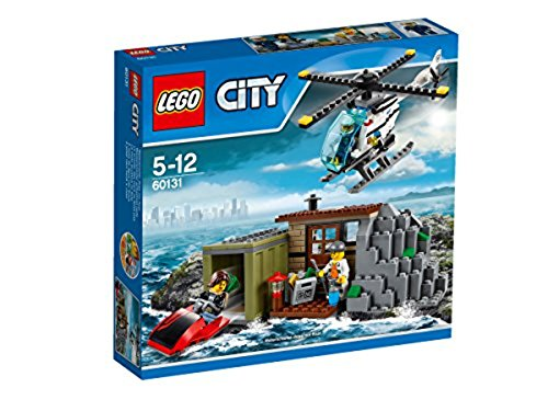LEGO City Crooks Island Set #60131