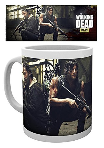 empireposter Walking Dead, The - Hunt - Keramik Tasse - Größe Ø8,5 H9,5cm