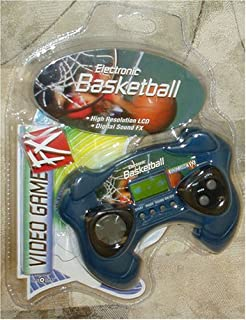 Electronic Handheld Basketball Video Game FX