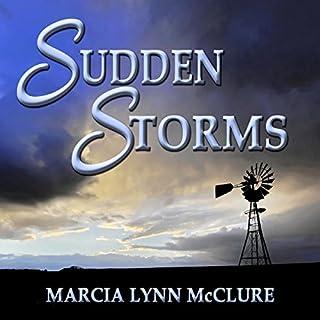 Sudden Storms audiobook cover art
